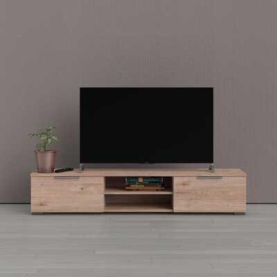 "Rafael TV Stand for TVs up to 78"" - Wayfair"