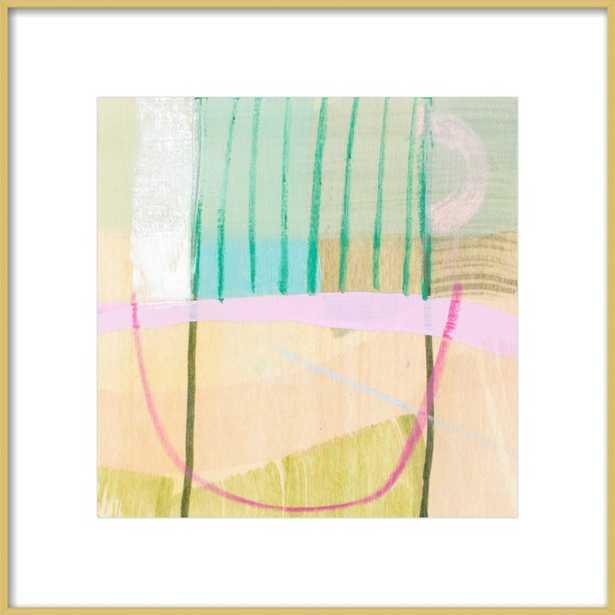 Pool Study by Britt Bass Turner for Artfully Walls - Artfully Walls