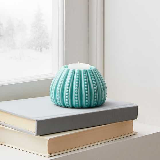 Shell Candle Holder - West Elm