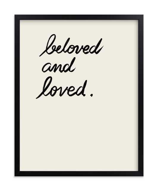 Beloved Art Print - Minted
