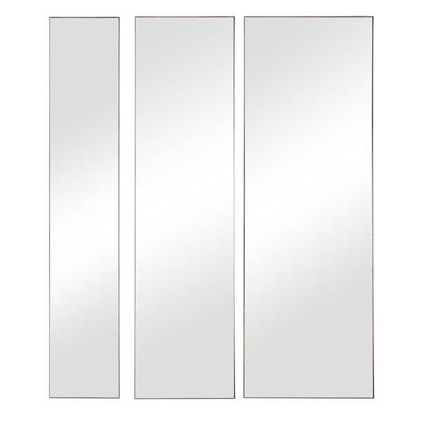 Rowling Gold Mirrors, Set of 3 - Hudsonhill Foundry