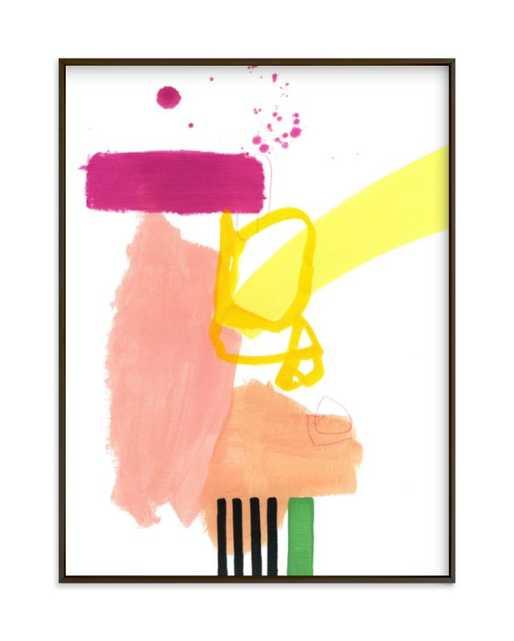 Composition 4 Art Print - Minted