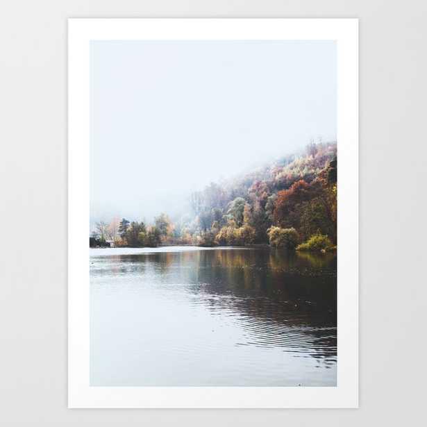 Swiss Forests Art Print by Luke Gram - MEDIUM - Society6