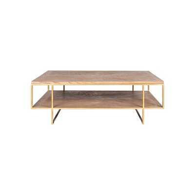 Sled Coffee Table - Wayfair