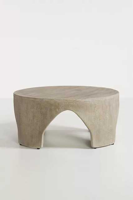 Jonas Coffee Table By Anthropologie in Grey - Anthropologie