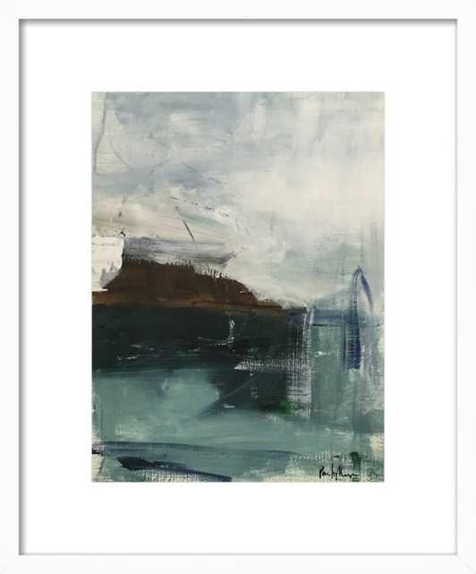 Ocean Abstract by Pamela Munger for Artfully Walls - Artfully Walls