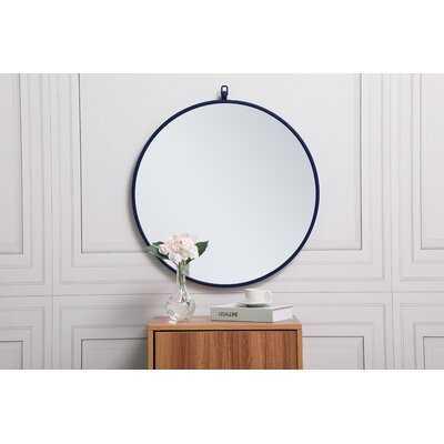 Yedinak Modern and Contemporary Accent Mirror - Wayfair