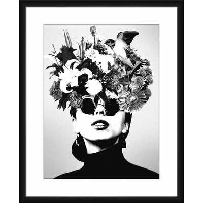 """'Nature Woman' -32"""" H x 26"""" W  Picture Frame Print on Paper - Wayfair"""