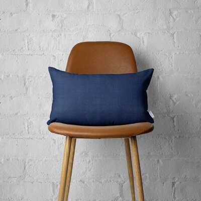 Bavleen Faux Leather Square Pillow Cover & Insert - Wayfair