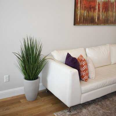 32'' Artificial Foliage Grass in Pot - Wayfair