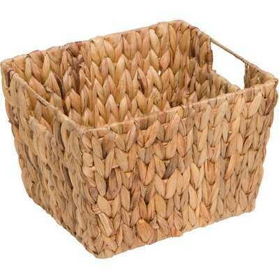 Storage Hyacinth Basket - Wayfair