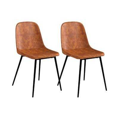 Debord Upholstered Dining Chair - Wayfair
