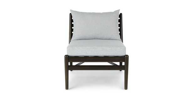 Lagora Bistro Brown Lounge Chair - Article