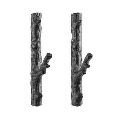 Deanne Metal 2 - Hook Wall Hook - Wayfair