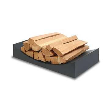 Minimalist Wood Holder, Small - West Elm