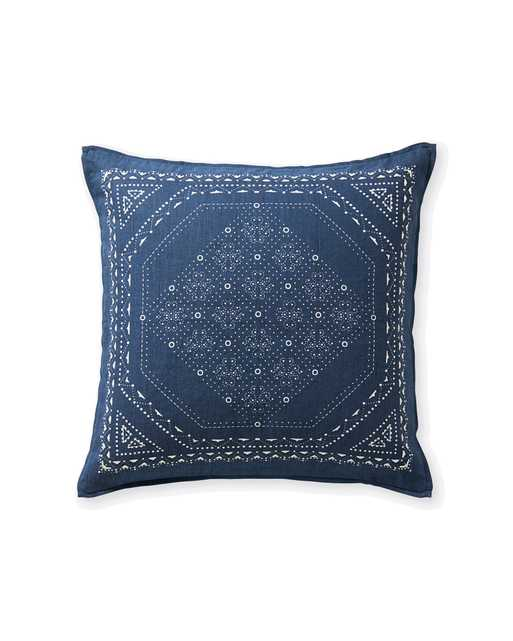 Oakdale Pillow Cover - Serena and Lily