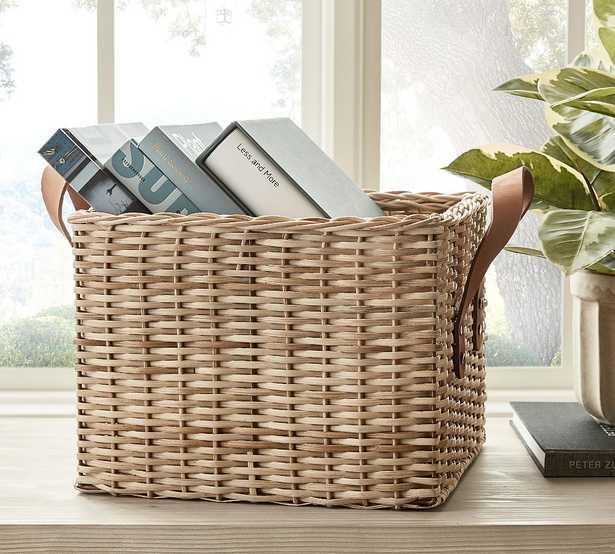 Austin Utility Basket, Natural - Pottery Barn