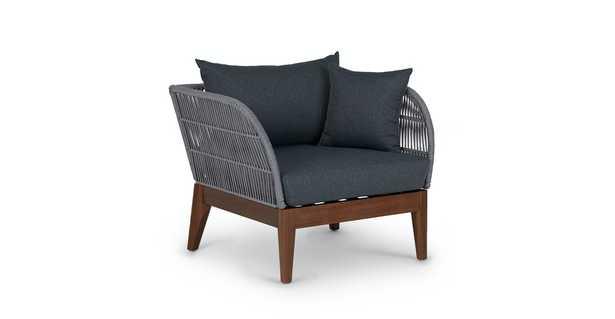 Kotelu Walnut Lounge Chair - Article