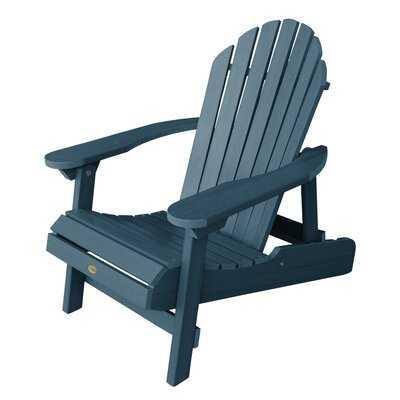 Anette Plastic Folding Adirondack Chair - Birch Lane