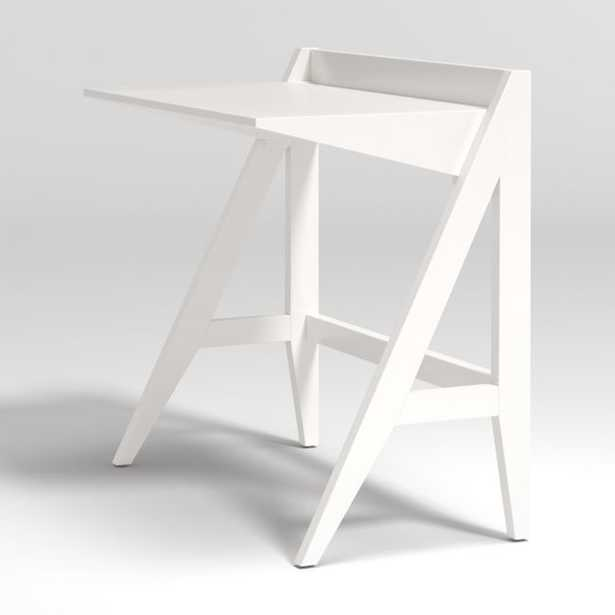 Kids Ever Simple White Small Desk - Crate and Barrel