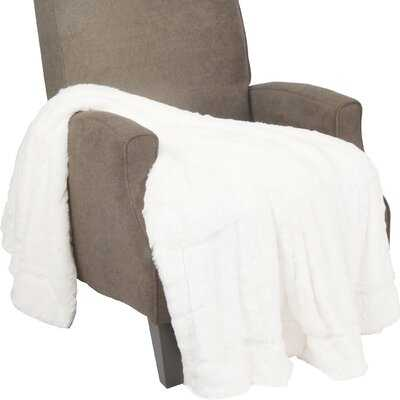 Guillaume Oversized Sided Throw - Birch Lane