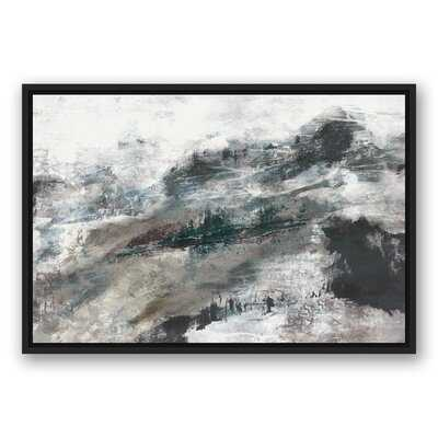 Abstract - Painting Print on Canvas - Wayfair