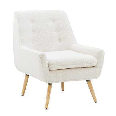 Alessa Chair, Sherpa - Wayfair