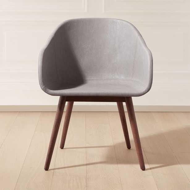 Venice Studio Grey Task-Office Chair - CB2