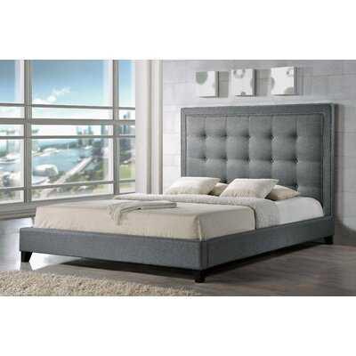 Tasha Upholstered Platform Bed - Wayfair