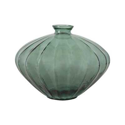 Moss 11'' Glass Table vase - Wayfair