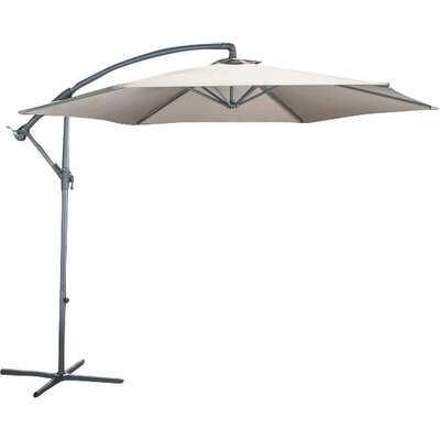 Muhammad Fullerton 10' Cantilever Umbrella - AllModern