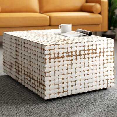 Sherlyn Coffee Table - AllModern