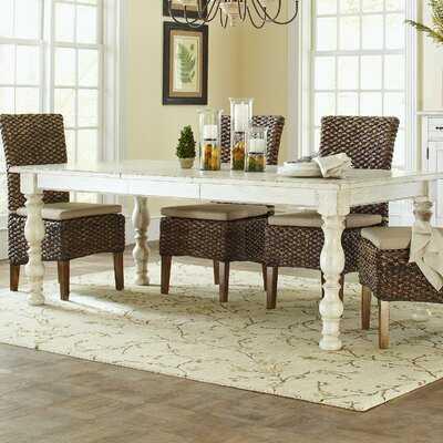 Kelly Clarkson Home Sylvan Extendable Dining Table - Wayfair
