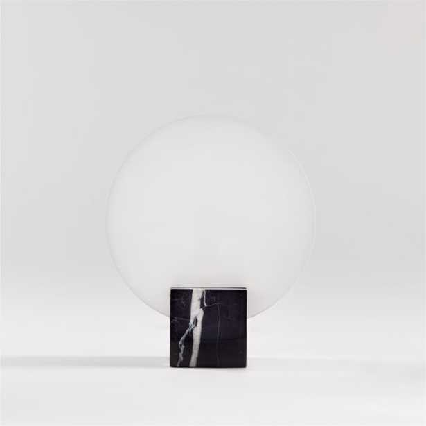 Luz Disc Table Lamp - Crate and Barrel