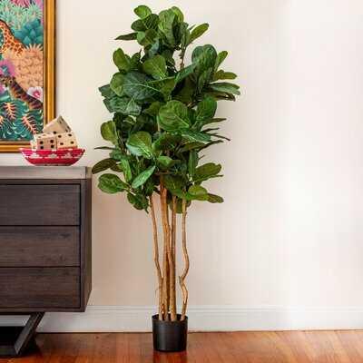 Artificial Foliage Tree - Wayfair