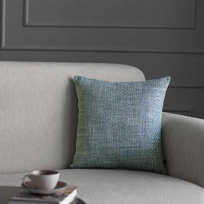 Shanghai Texture Square Pillow Cover - Wayfair