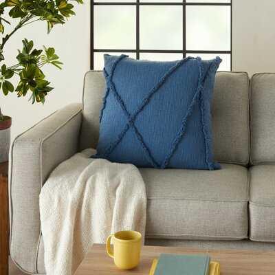 Remi Abstract Cotton Throw Pillow - Wayfair