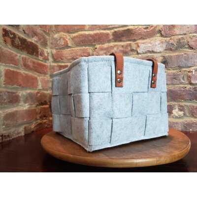 3 Pieces Fabric and Felt Cube Set - Wayfair