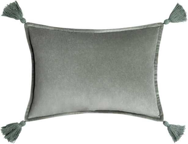 """Cotton Velvet - CV-047 - 13""""W x 19""""L - with poly insert - Neva Home"""