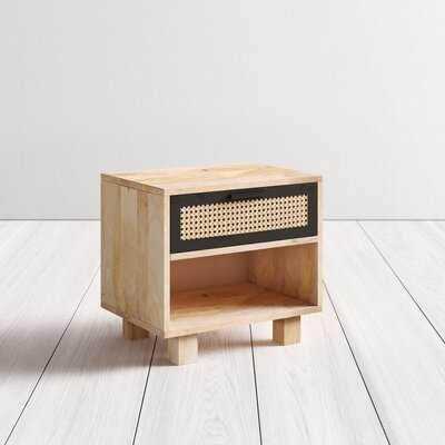 Crouse 1 Drawer Nightstand - AllModern