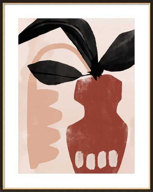 Vase by Sylvia Takken for Artfully Walls - Artfully Walls