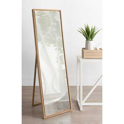 Loeffler Modern & Contemporary Full Length Mirror - Wayfair