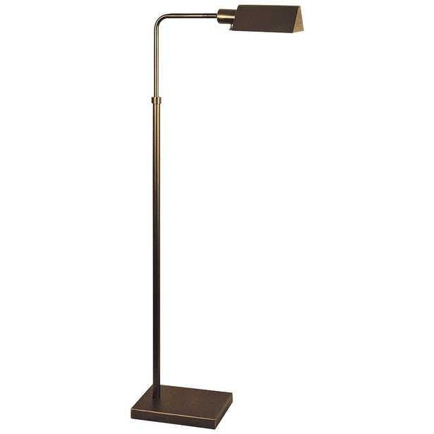 Pharmacy Bronze Metal Task Floor Lamp - Style # 309R0 - Lamps Plus