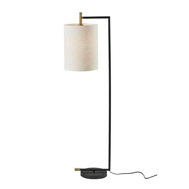 Adesso Garrett Floor Lamp - Home Depot