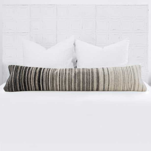 Madera Lumbar Pillow By The Citizenry - The Citizenry