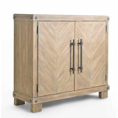 Artisan 2 Door Accent cabinet - Wayfair