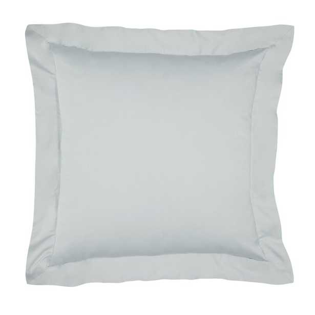 Rayon from Bamboo Sham Size: Queen, Color: Silver Sage - Perigold