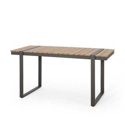Outdoor Dining Table - Wayfair