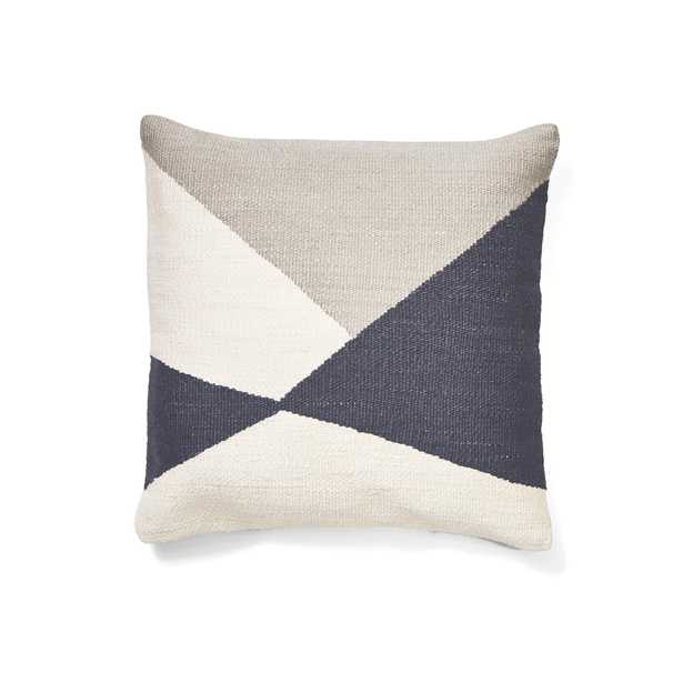 The Overcast Fractured Pillow Cover - Burrow