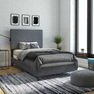 Cowell Upholstered Panel Bed - Wayfair